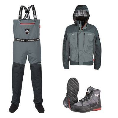 Забродный комплект Finntrail ATHLETIC PLUS SET GREY