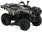 Комп. аморт. Mono Yamaha Grizzly 550 до 2012 г.